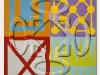 Divide et impera, olio su tela cm.150x120, 2017