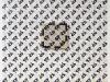 Numero Uno, ceramica su carta stampata, cm. 150x200, le dimensioni della carta possono variare, 2017