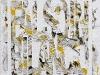 Falso in bilancio,  olio su tela,  cm. 30x30,  2009