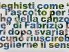 Sui leghisti,  olio su tela,  cm. 50x150,  2009