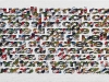 Su alcuni miei coetanei,  olio su tela,  cm. 30x50,  2009