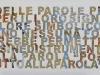 Sul popolo dellla libertà,  olio su tela,  cm. 50x150,  2009