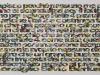 Sul digitale terrestre,  olio su tela,  cm. 50x100,  2009