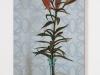 Lilium, olio su tela, cm.50x30, 2019