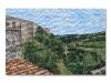 San Leo, olio su tela, cm. 40x60 2019