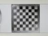 Grandezza naturale,  fotografia su bilaminato,  cm. 60x60 per elemento,  1994