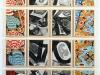 Alla maniera di,  olio su tela, legno,   cm. 110x82,  2005