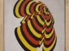 In prospettiva,  olio su tela, legno,   cm. 17x20,  2005
