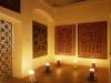 Senza soluzione di continuità, veduta dell'installazione, dimensioni variabili,  1999,  Galleria Il Ponte,  Roma.