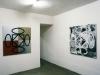 Particolare dell'installazione nella galleria Alberto Weber,  1997,  Galleria alberto Weber Torino