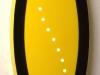 C.S. - legno laccato, plexiglass, neon - cm. 172x172x13 - 1991