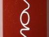 S.O.S. - Acrilico su legno, plexiglass, neon ad intermittenza - cm. 145x105x12 - 1990