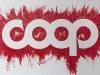 Coop,  olio su tela,  cm. 20x30,  2008
