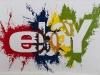 E bay,  olio su tela,  cm. 20x30,  2008