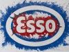 Esso,  olio su tela,  cm. 20x30,  2008