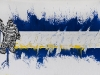 Michelin,  olio su tela,  cm. 20x30,  2008