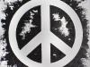 Peace,  olio su tela,  cm. 30x20,  2008
