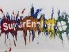 Superenalotto,  olio su tela,  cm. 20x30,  2008