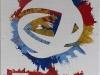 Total,  olio su tela,  cm. 30x20,  2008