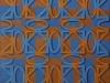 Esercizio n. 0, olio su tela cm. 70x50, 2017