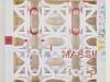 Box, carta e legno, cm. 25x25x6, 2012