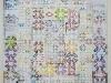 L'Arte è un affare molto serio, molto ma molto più serio della politica, carta e legno, cm. 175x205, 2015