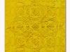 Giallo sole, olio e sabbia su tela, cm.60x40, 2021