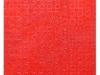 Reds Bandiera rossa, olio e sabbia su tela, cm. 180x120, 2020