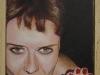 Barbes,  olio su tela, legno, cm. 17x20,  2004