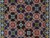 Senza soluzione di continuità, acrilico su tela,  cm. 236x92, 1999