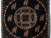 Senza soluzione di continuità, acrilico su tela,  cm. 190x150, 1999