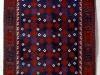 Senza soluzione di continuità, acrilico su tela,  cm. 195x144, 1999