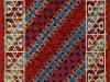 Senza soluzione di continuità, acrilico su carta intelata,  cm. 120x80, 1999