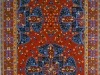 Senza soluzione di continuità, acrilico su carta intelata,  cm. 200x150, 1999
