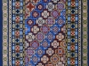 Senza soluzione di continuità, acrilico su tela,  cm. 146x70, 1999