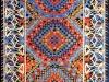 Senza soluzione di continuità, acrilico su carta intelata ,  cm. 180x113 , 1999