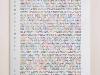 Vittime dei bombardamenti alleati 1940/1945,olio su tela, cm. 480x180, 2015