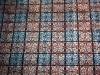 Live in quetta ( particolare),  lana annodata a mano su ordito di cotone,  cm.180x270,  2000